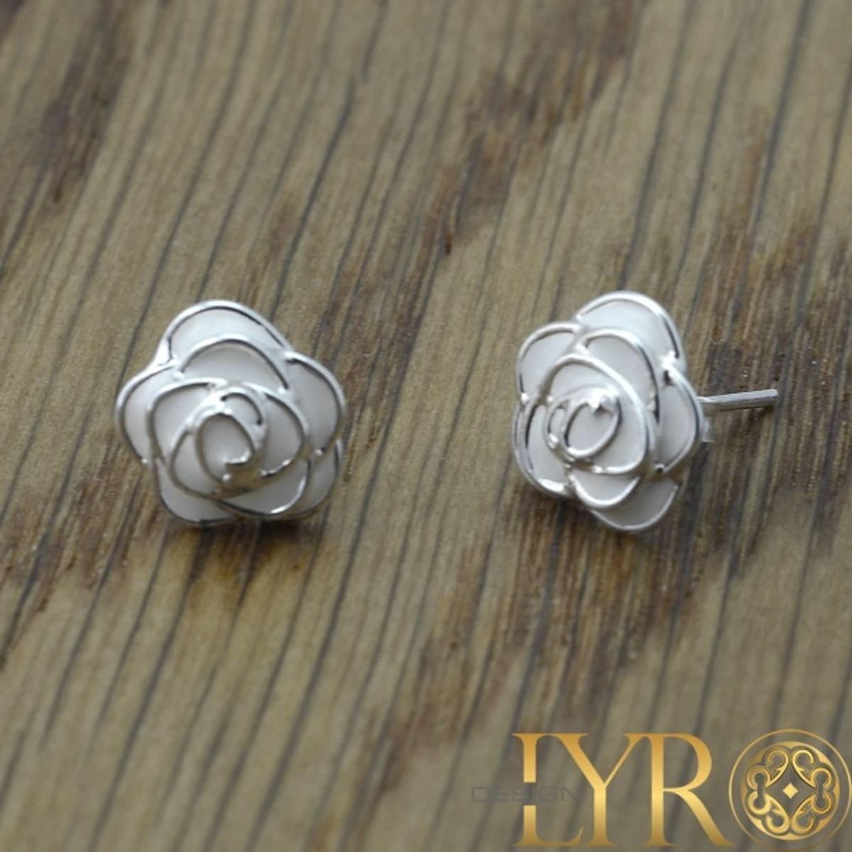 Roser - Sølvøredobber