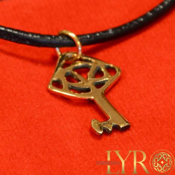 Bilde av Nøkkelen til Himmelriket - Bronse anheng