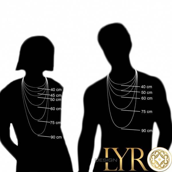 Bilde av Stålkjede - Kabeldesign